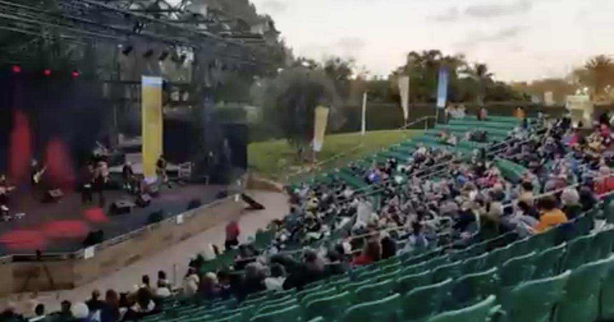 """Вход по """"зеленым паспортам"""": в Израиле провели концерт, куда пускали только вакцинированных от COVID-19"""