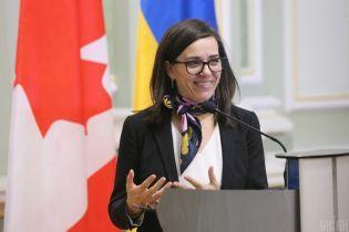 Канадська дипломатка чуттєво зачитала трьома мовами відомий вірш Лесі Українки (відео)