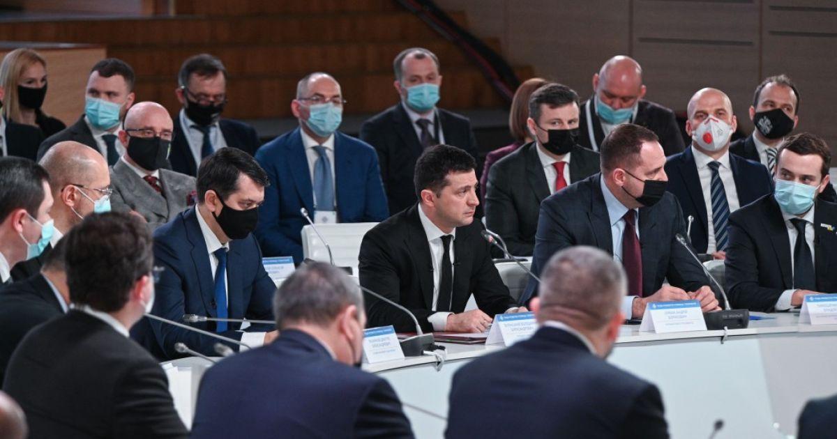 В Украине создают Конгресс местных и региональных властей: как он будет работать и кто туда войдет