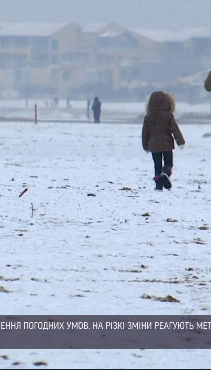 Новини України: як захистити свій організм від кліматичних гойдалок