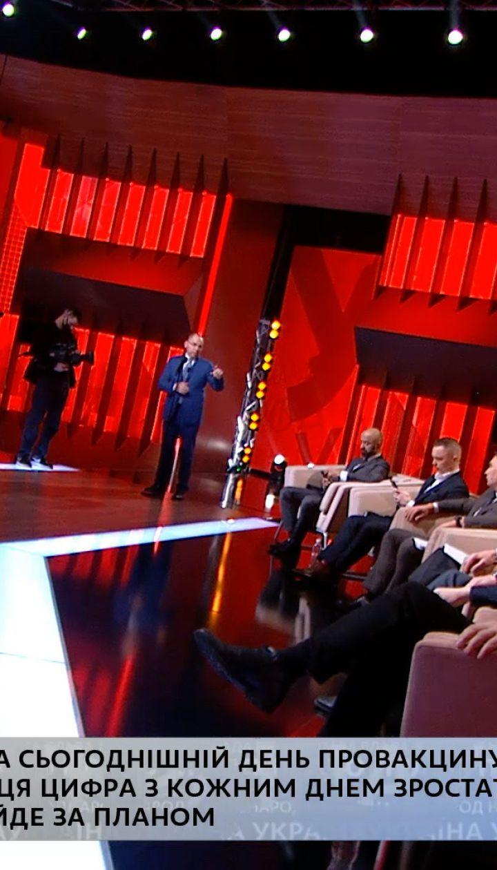 """""""Вирок системі"""": Степанов про кількість хворих лікарів"""