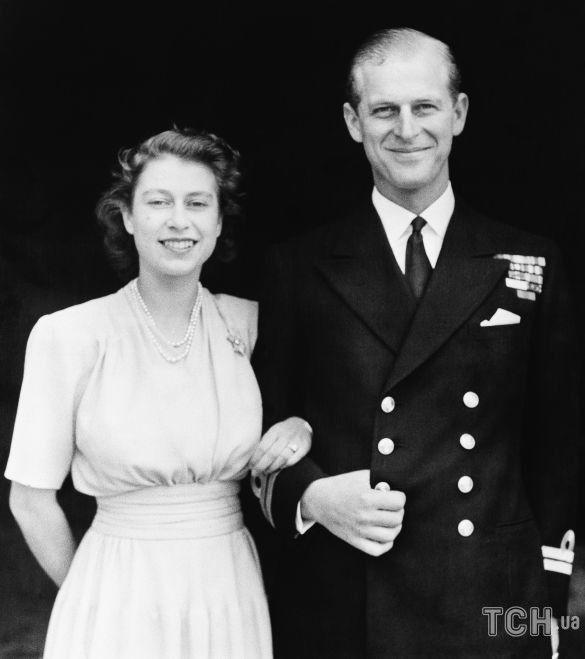 Помолвка принцессы Елизаветы и принца Филиппа