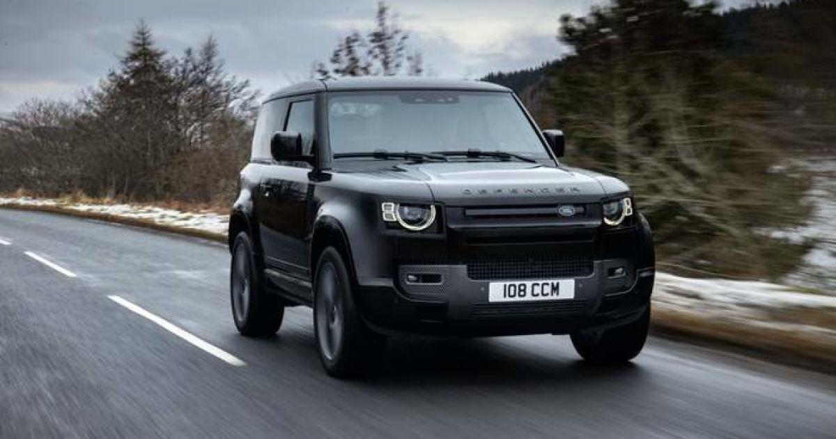 Land Rover официально представил Defender на 520 сил, он имеет связь с Карпатами: названа цена