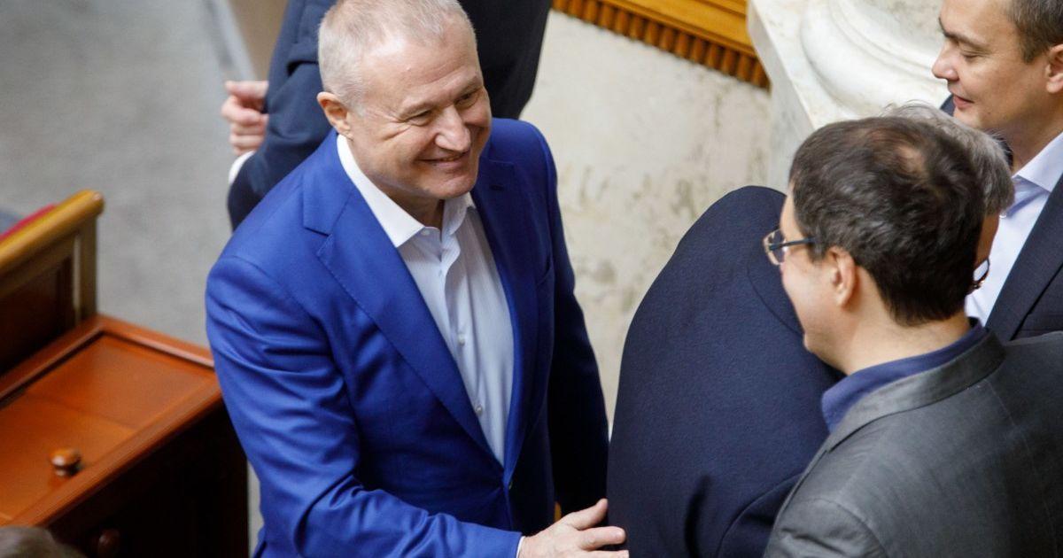 Гордон: Григорій Суркіс проти Майдану у Верховній Раді не голосував