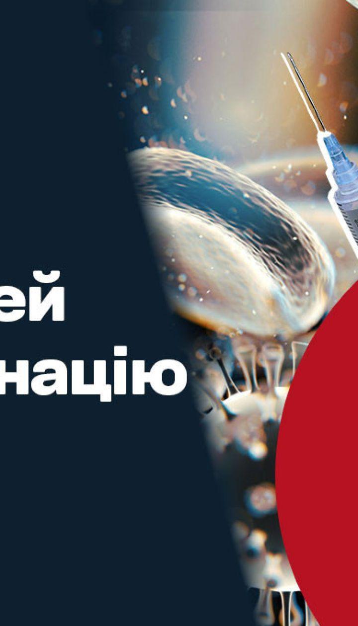 Вакцинація від коронавірусу в Україні: 5 відповідей на головні запитання