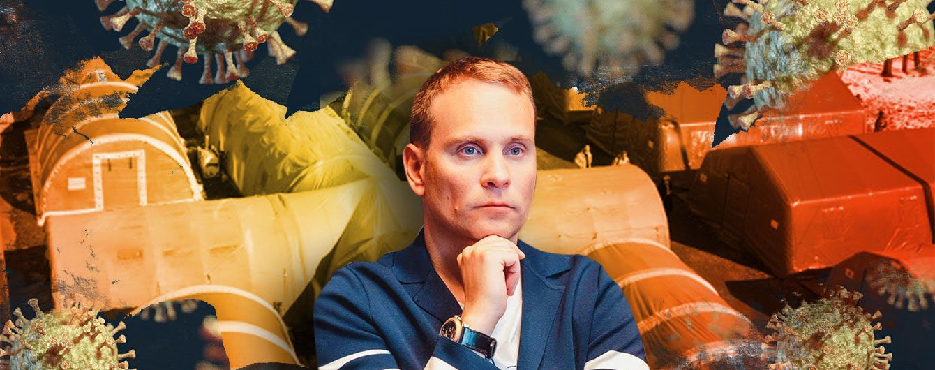 """""""Вакцинация уже не может остановить волну коронавируса в Украине"""": интервью с врачом Тарасом Жиравецким"""