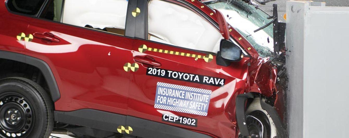 Американские эксперты назвали 90 самых безопасных автомобилей 2021 года