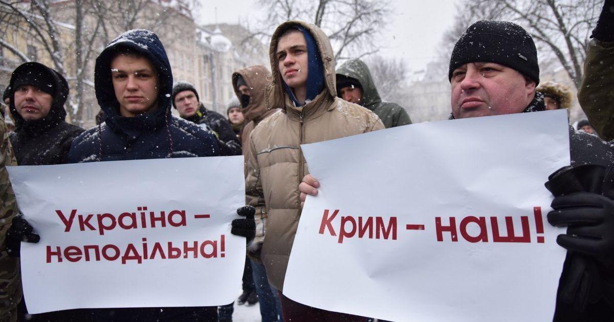 Украина передала ЕС новые списки для введения санкций против России