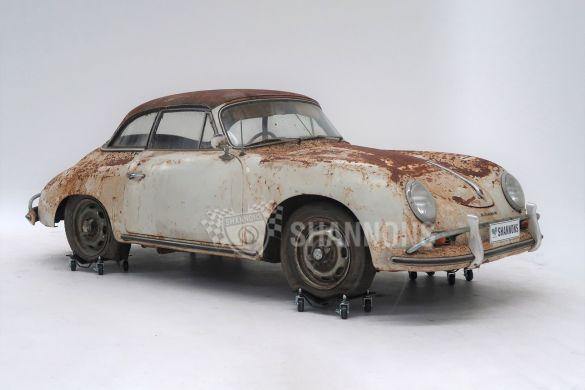Іржавий Porsche