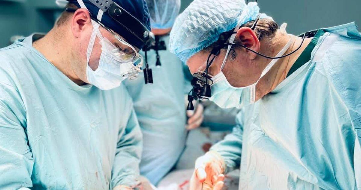 44-летняя женщина после смерти спасла жизнь четырем украинцам: трансплантацию провели в Киеве и Ковеле