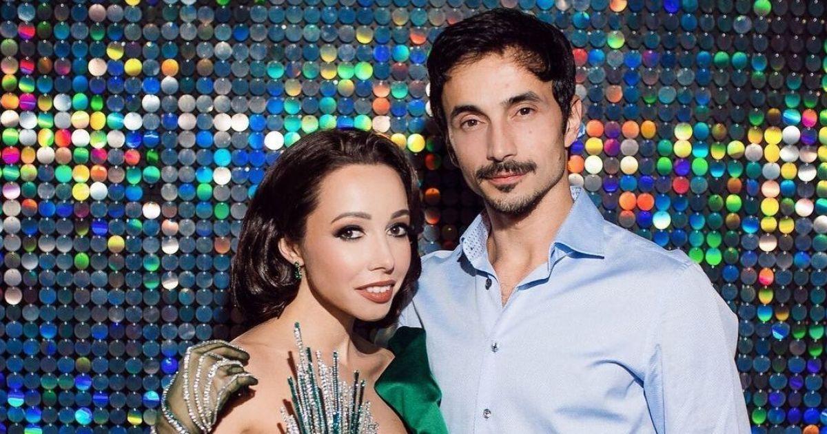 Катерина Кухар та Олександр Стоянов привітали сина з 12-річчям