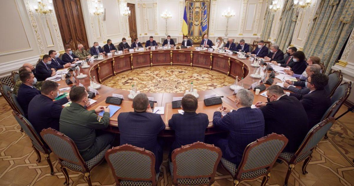 СНБО подготовил стратегию деоккупации и реинтеграции Крыма
