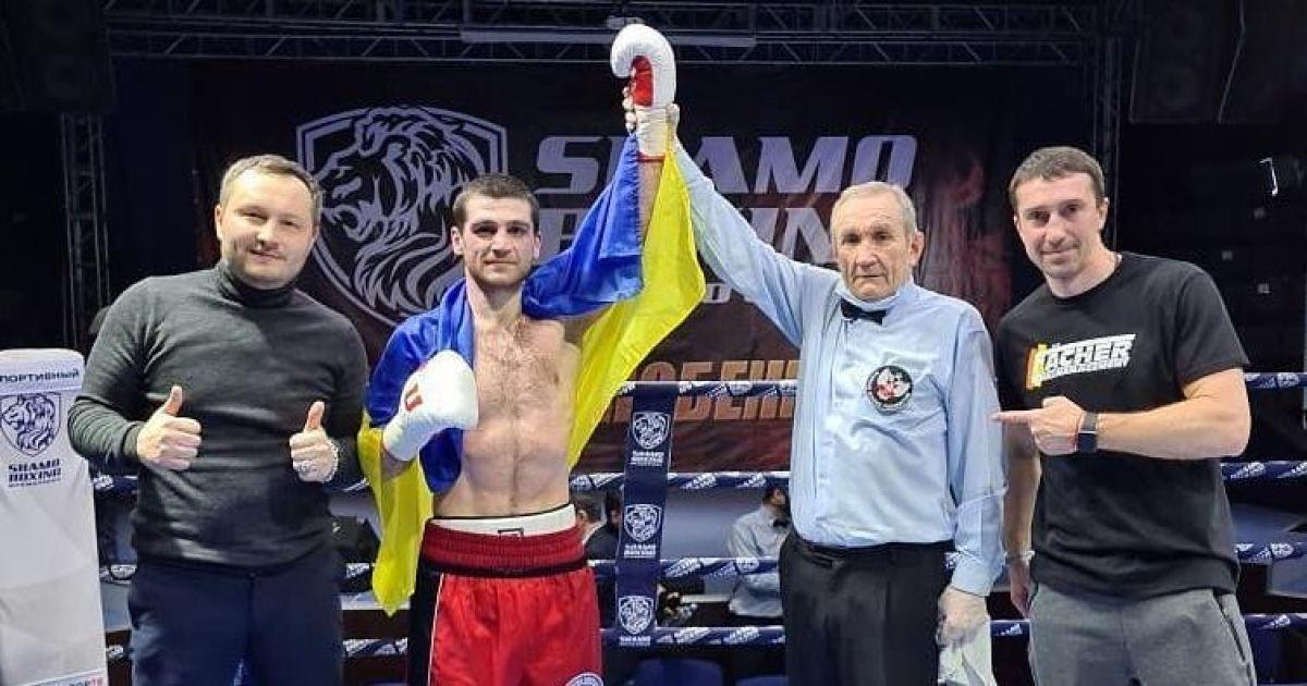 Повторив на біс: український боксер відлупцював росіянина в Москві