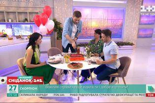 """Єгор Гордєєв у свій день народження презентував нове денне шоу """"Твій день"""""""