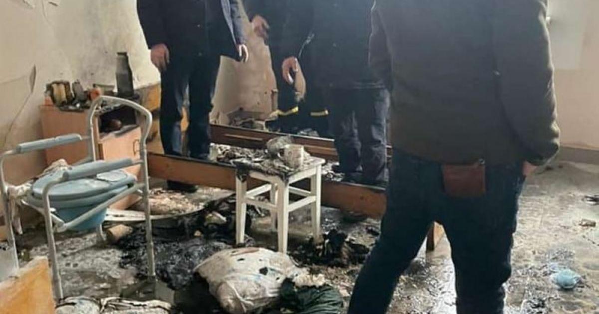 Смертельна пожежа в лікарні Чернівців: поліція назвала ймовірну причину