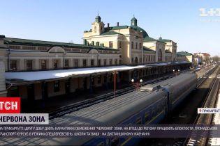 Новини України: на Прикарпатті зафіксували найбільше інфікованих COVID-19 за останню добу