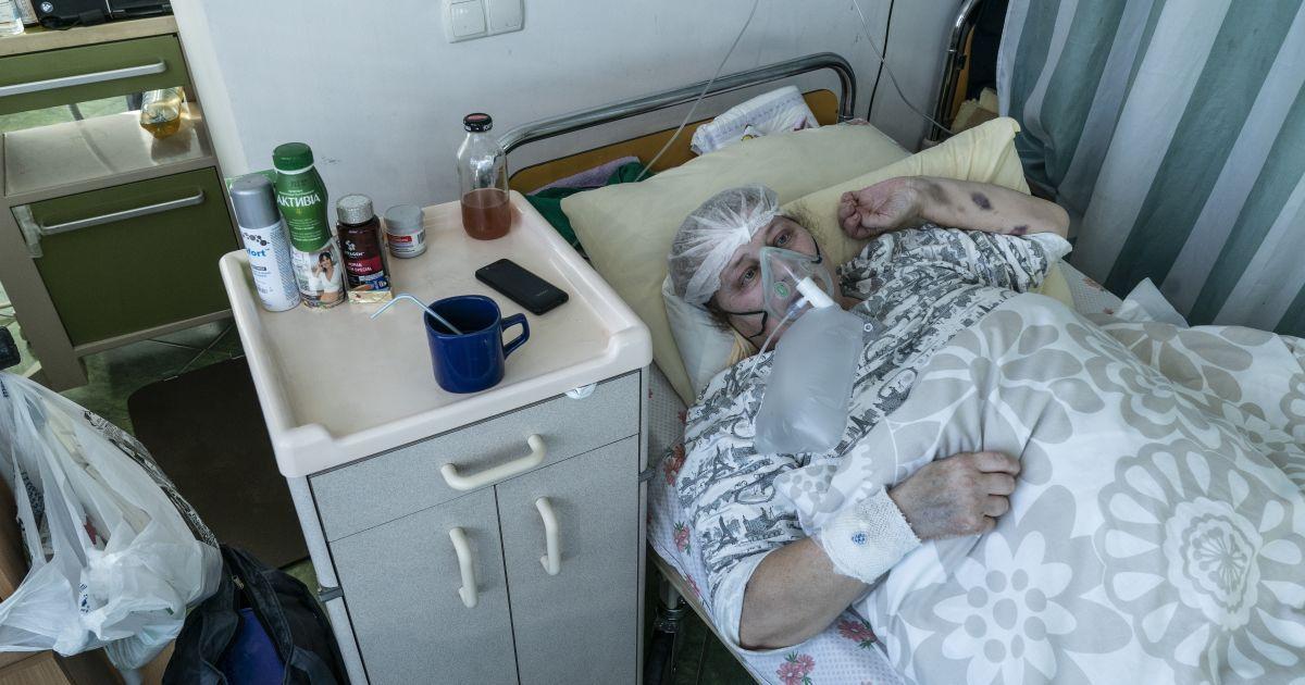 """""""Ситуация критическая"""": на Закарпатье возникла проблема с Обеспеченность пациентов с коронавирусом кислородом"""