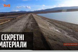 """Крим без води перетворюється на пустелю – """"Секретні матеріали"""""""