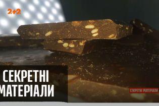 """Небезпечний шоколад на українських прилавках – """"Секретні матеріали"""""""