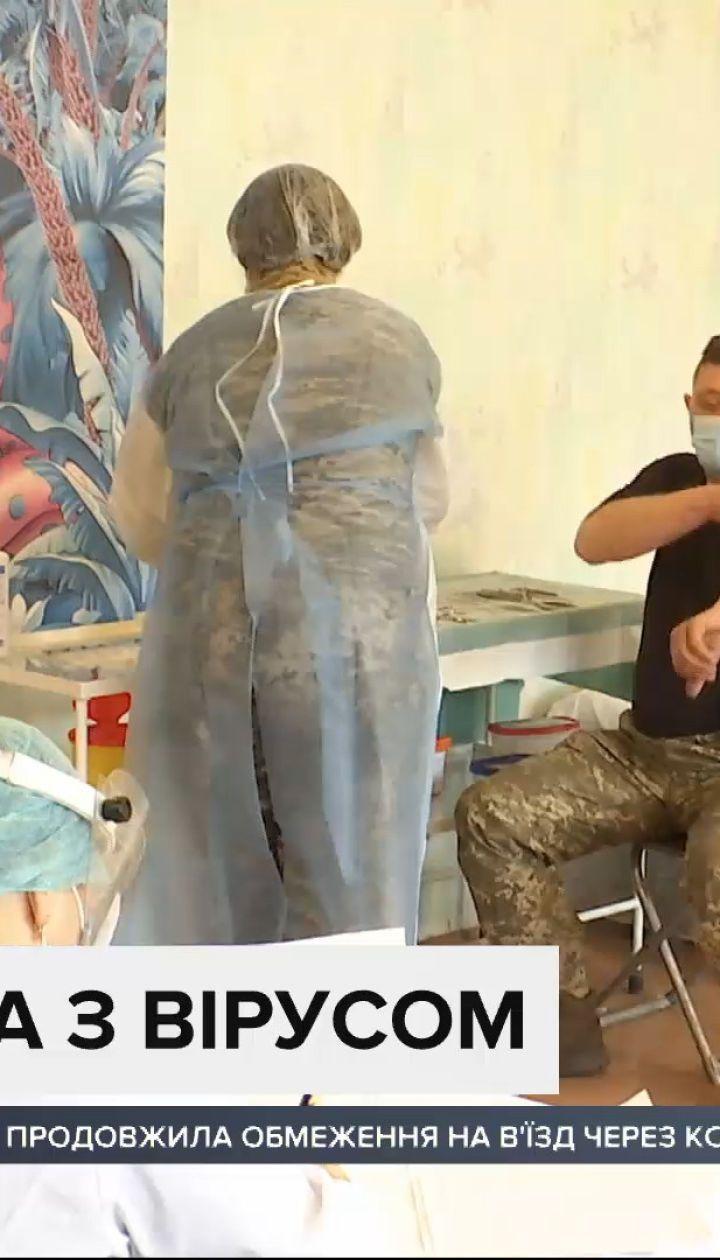 Вакцина від коронавірусу на фронті: мобільні бригади військових шпиталів почали робити щеплення