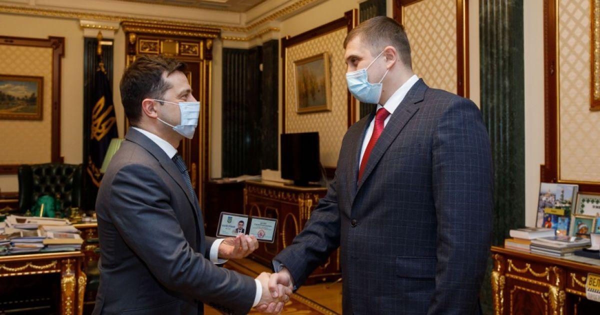 Колишній шахтар з Донецька: Зеленський призначив голову Херсонської ОДА