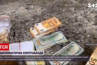 Новини України: на кордоні з Польщею попалися дипломати, які перевозили контрабанду