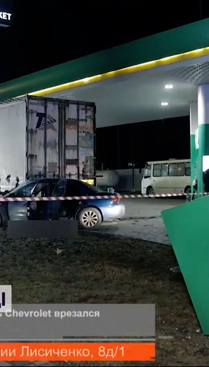 Новости Украины: молодая девушка погибла в результате аварии на заправочной станции в Днепре