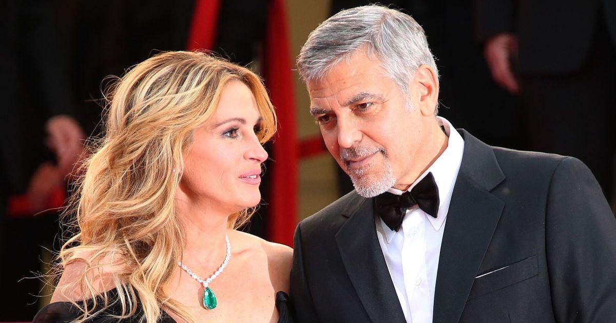 Джордж Клуні та Джулія Робертс знову возз'єднаються на екрані