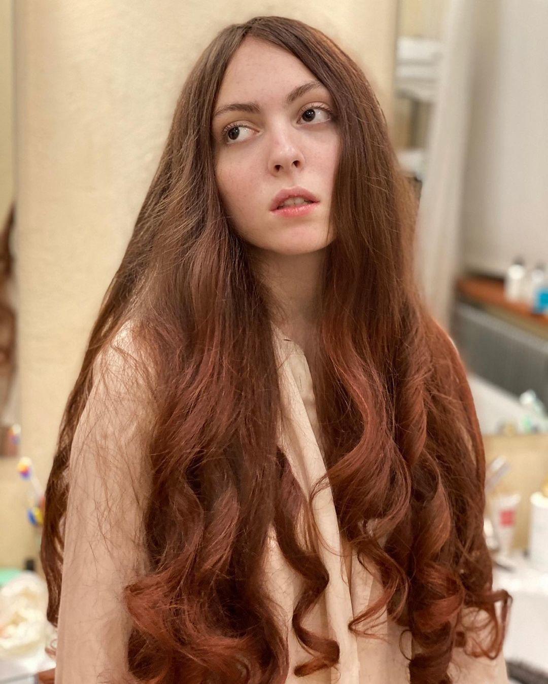 Донька Олі Полякової Марія_1