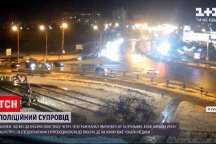 Новини України: у Сумах зять доправляв тещу до лікарні у супроводі патрульних