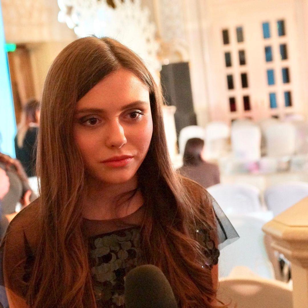 Ольга Сумська донька_1