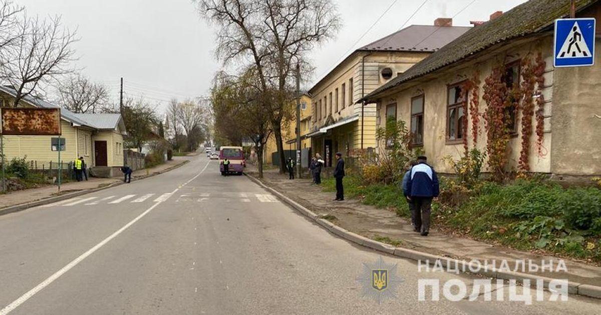 Не пропустил на переходе: во Львовской области будут судить водителя маршрутки, который насмерть сбил ребенка