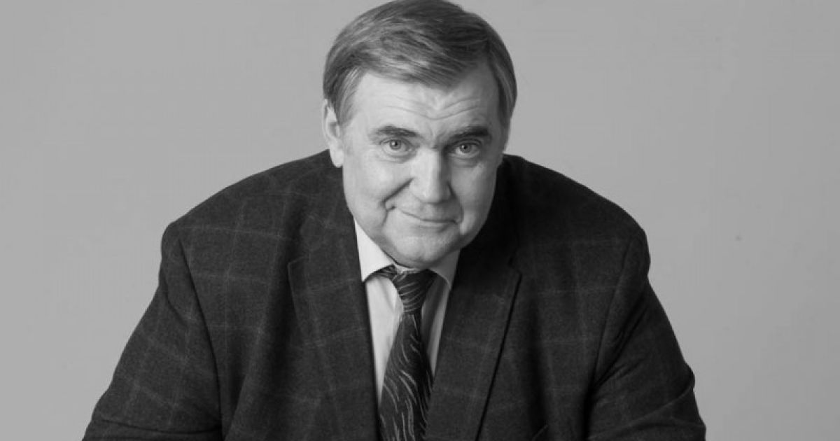 Умер известный спортивный телекомментатор Юрий Розанов