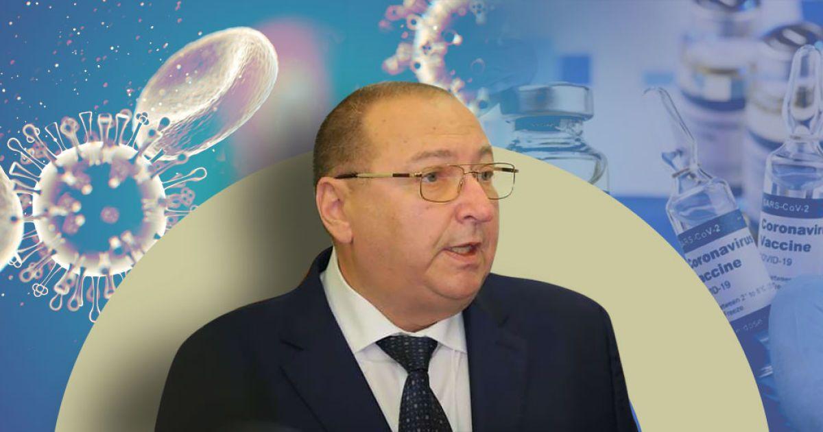 """""""На важку форму COVID-19 почала хворіти молодь, все зупинить вакцинація"""": інтерв'ю з головним лікарем Львівської інфекційної лікарні"""