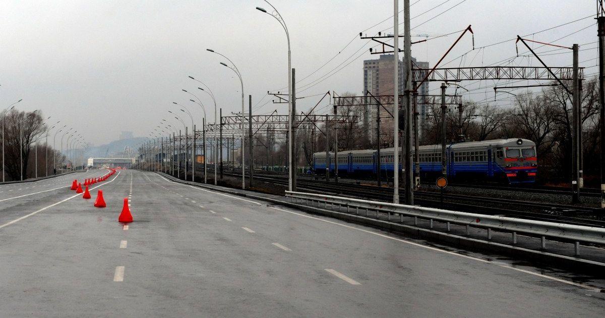 Дарницкий мост в Киеве планируют достроить к концу 2021 года