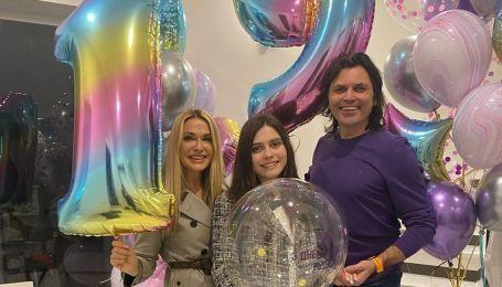 Ольга Сумська показала, як відсвяткувала 19-річчя доньки у столичному ресторані