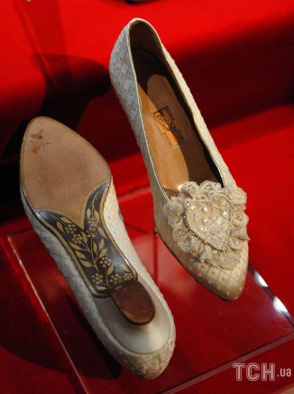 Туфли принцессы Дианы