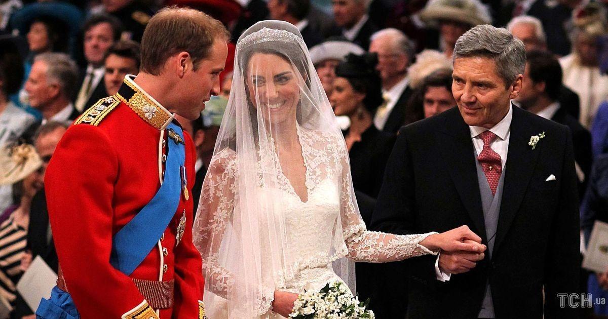 Серьги Кейт, платье Дианы и кольцо Евгении: особенные детали на королевских свадьбах