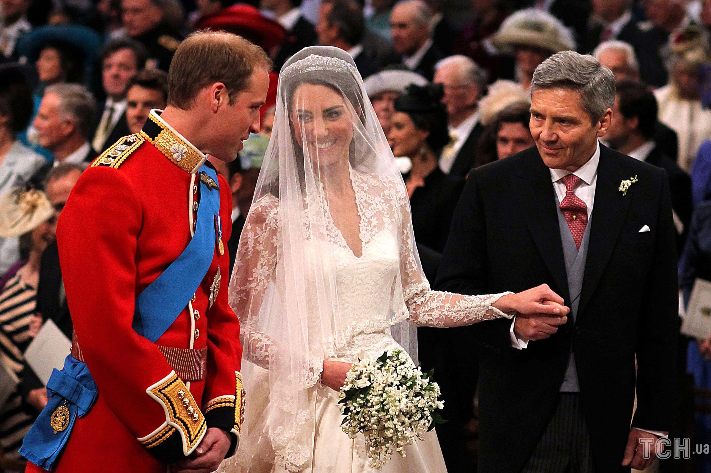 Свадьба Кейт и Уильяма_1