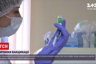 """Новини України: 117 тисяч доз вакцин від """"Пфайзер"""" доправлять найближчим часом"""