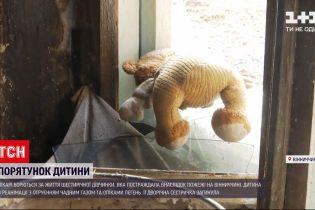 Новости Украины 6-летняя девочка, которая отравилась угарным газом во время пожара, находится в реанимации