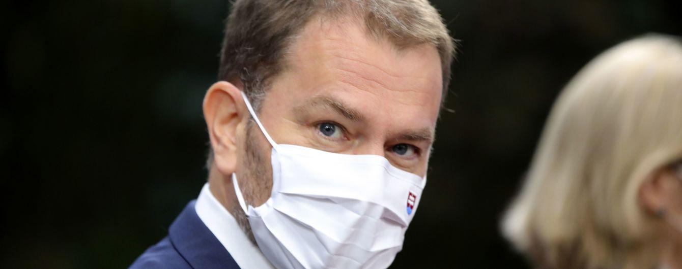 Премьер Словакии лично извинился за шутку об Украине