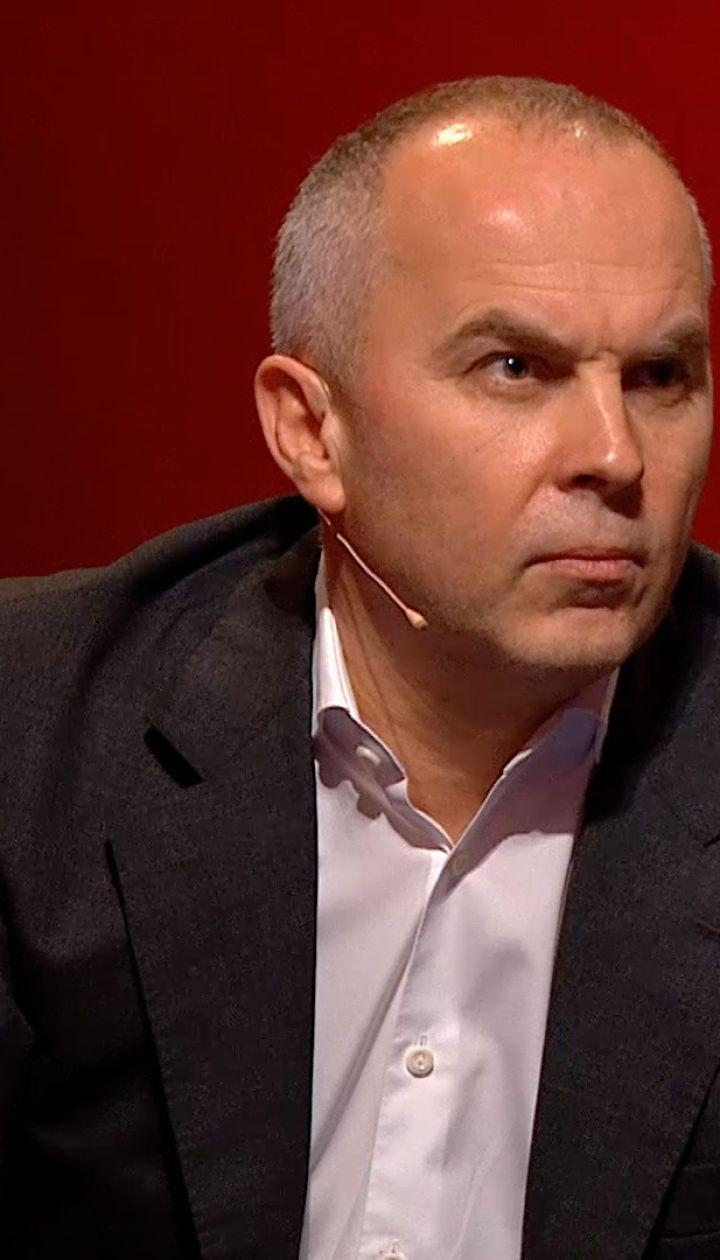 Нестор Шуфрич заявив, що допомагав Жириновському втекти з Криму