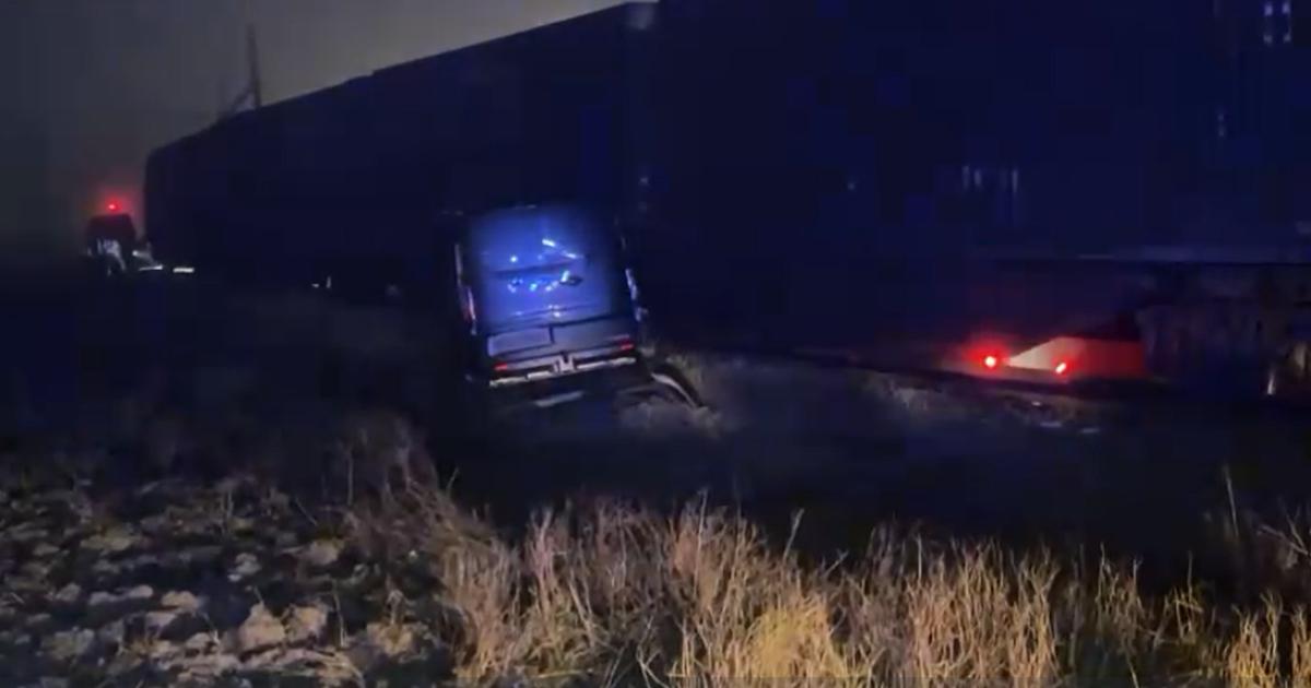 У Бельгії внаслідок зіткнення з потягом загинув українець