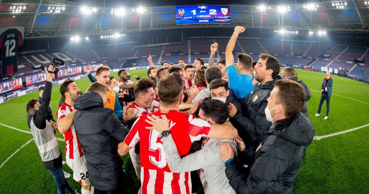 """Шанс помститися для """"Барселони"""": визначилися фіналісти Кубка Іспанії з футболу"""