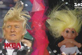 Як зачіска Трампа стала мемом: яким світ запам'ятає експрезидента США