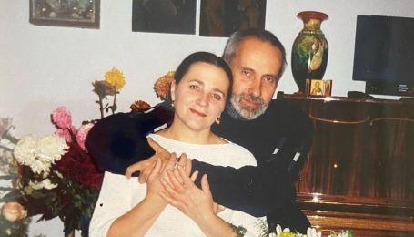 """Тоня Матвиенко архивными фото родителей поздравила их с """"золотой свадьбой"""""""
