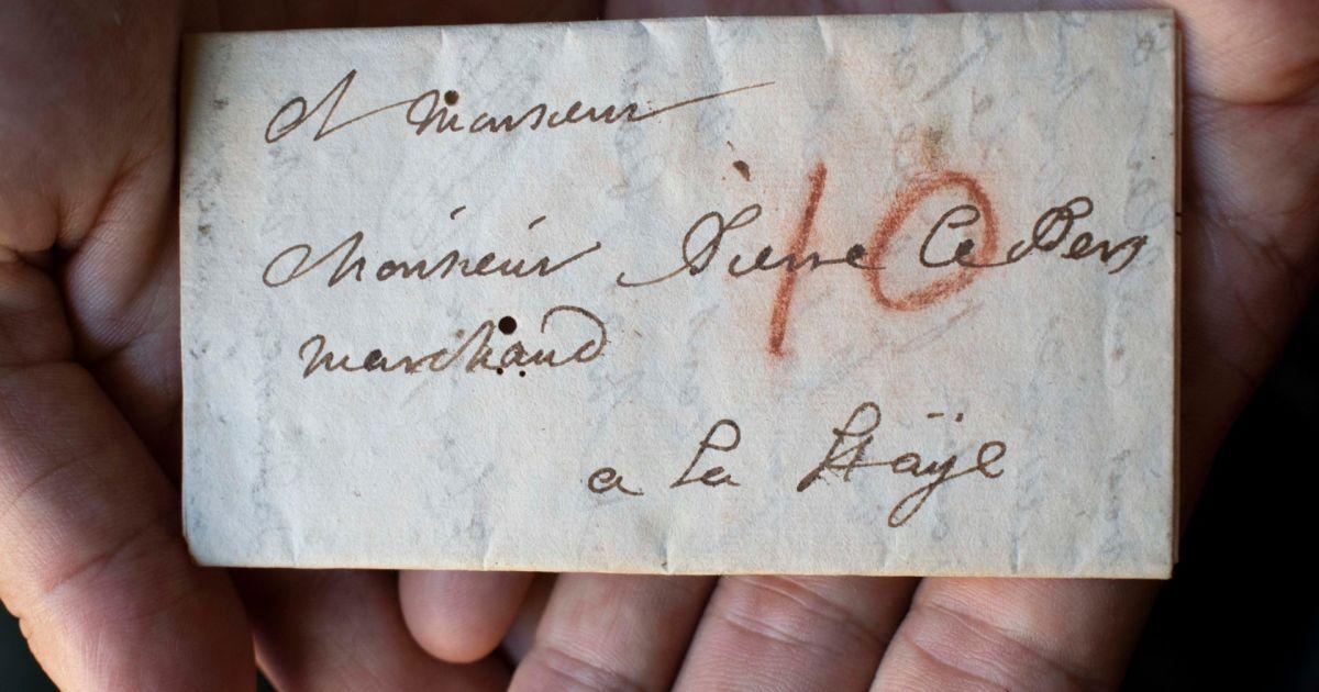 Ученые смогли прочитать письмо XVII века, не открыв его: им помог рентген