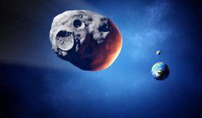 До Землі наближається астероїд довжиною з футбольне поле