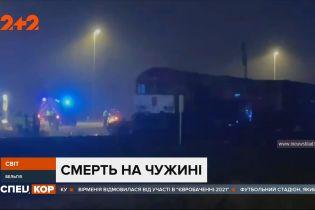 Украинский водитель погиб в Бельгии: его грузовик протаранил поезд
